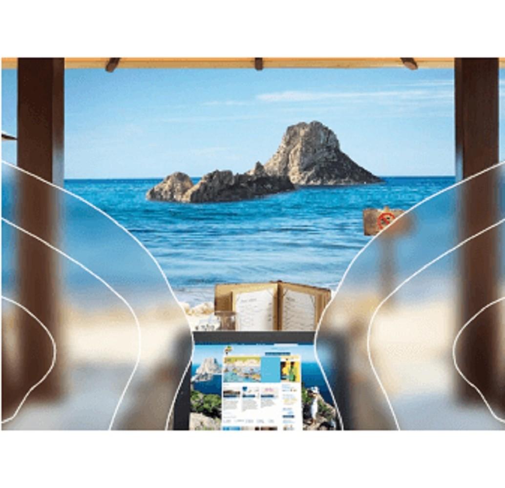 Polarised Brown Sun-Glass Option