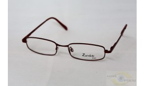 Zarruchi Z47 Red Metal Frame