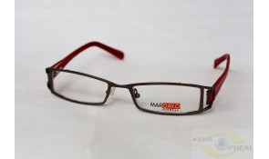 Mardako M18 Grey Red Metal Frame