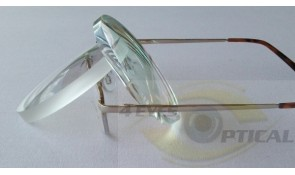 Reduce Lens Thickness 1.74 Index