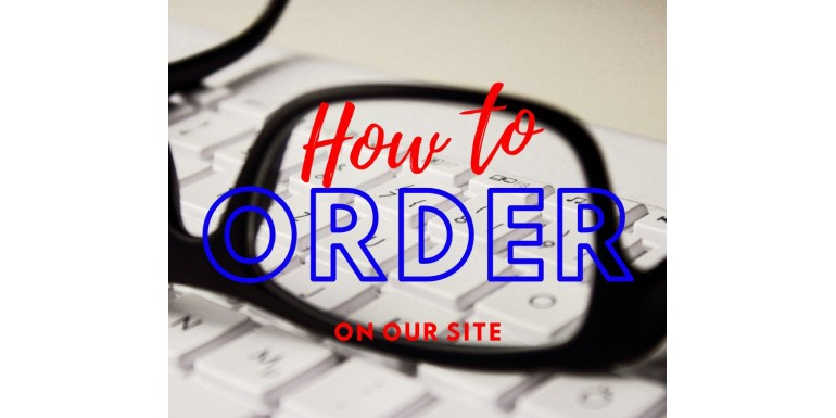 How to Place an Order with our New Site!
